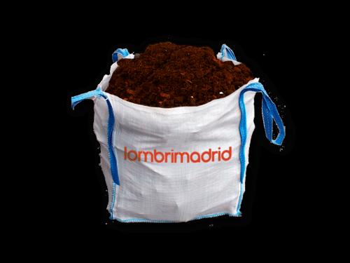 saca big bag humus de lombriz 1200kg