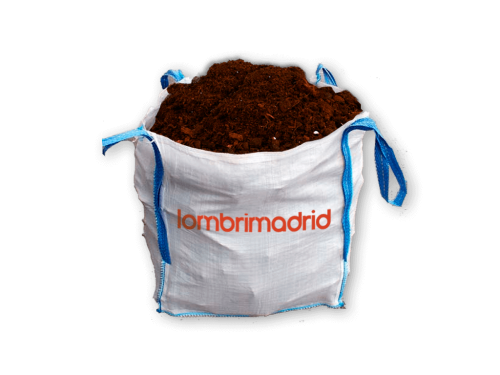 saca big bag humus de lombriz 600kg